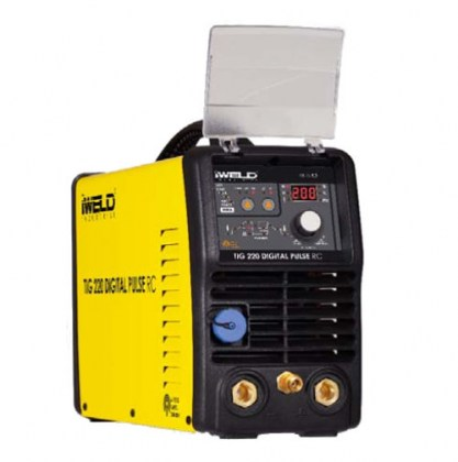TIG 220 digital pulse hegesztő inverter